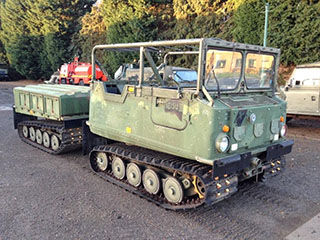 Hagglund BV 206 SOFT-TOP