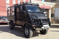 Bremach T-Rex Double Cab BlackMatt