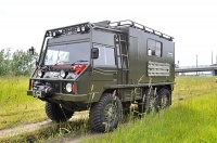 Steyr Puch Pinzgauer 712 AMB Expedition