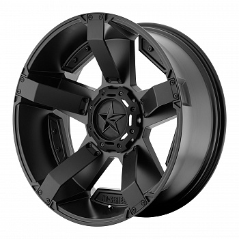 Диск XD811  RS2 17x9 5x139/150 BLACK -12