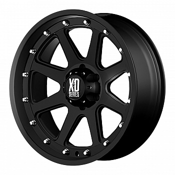 Диск XD798 ADDICT 18x9 5x150.00 BLACK (18mm)